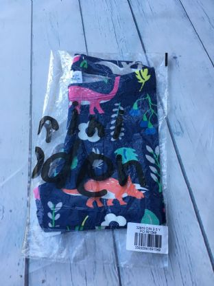 Mini Boden florasaurus shorts BRAND NEW IN BAG age 2-3